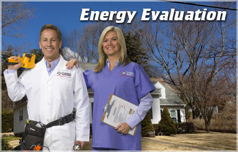 Dr. Energy Saver Cleveland Energy Evaluation