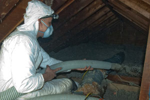 Attic Insulation in Ohio